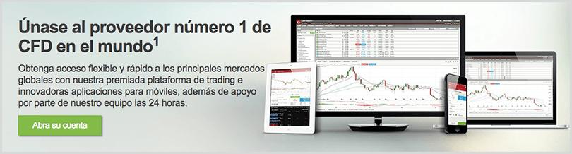 regulación del broker IG Markets