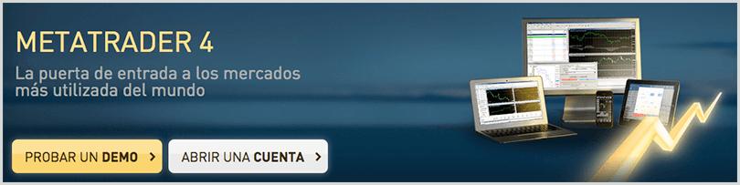 aplicación de trading metatrader4