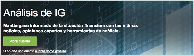información diaria sobre los mercados financieros