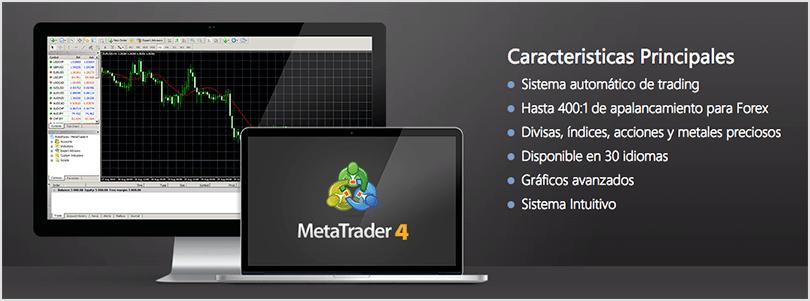 MetaTrader 4 en GKFX