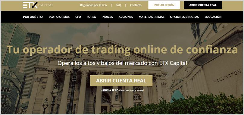 regulación del broker etxcapital.com