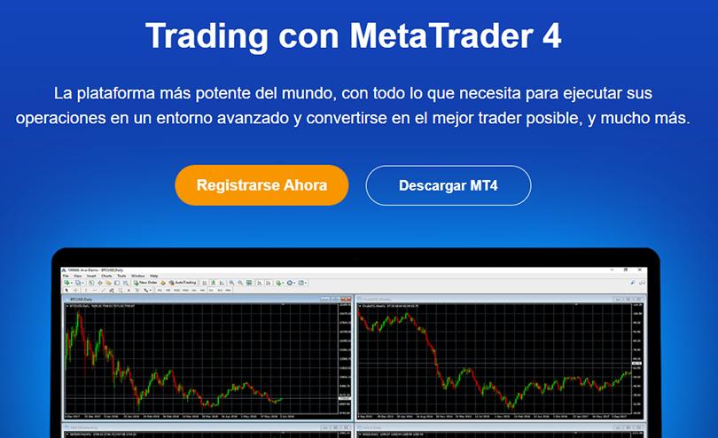 trading con metatrader4